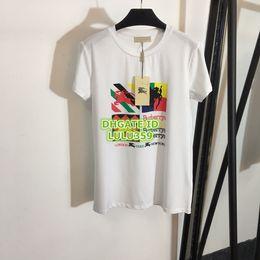 $enCountryForm.capitalKeyWord NZ - Hot Sale Summer Women Embroidery Letter Print Women's Printed T-Shirt Tops Apparel Shirt High Quality Fashion Customize T-Shirt Tee 2019