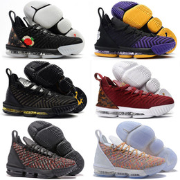 $enCountryForm.capitalKeyWord NZ - New Lebron XVI 16 Lifestyle men sports shoes 16s embroidered designer Men Baby Kids Shoes trainer sneakers