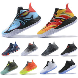 curry blue shoes Australia - Mens Curry 6 Sports Basketball Shoes Sc 6s Zapatillas Hombre Des Chaussures Championship Mvp Finals Fashion Red Sport Sneakers 40-46