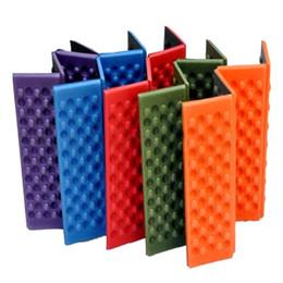 Folding portable seat mat online shopping - Portable Picnic Beach Seat Pad Outdoor Damp proof Camping Mat Folding Cushion