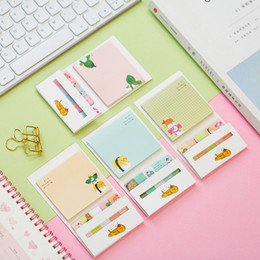 Notepad Cats Australia - 180 Pages Kawaii Cat & Goose Portable Memo Pads Sticky Notes School Office Supply Student Stationery Notepad
