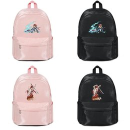$enCountryForm.capitalKeyWord Australia - Fairy Tail Erza cute Manufacturers selling designer backpack handbags shoulder bags Mens Women Nylon Fashion Laptop Backpack basketball