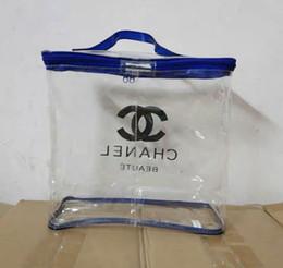 Makeup storage pouch online shopping - pvc storage bag makeup bag ladies travel storage bag Custom samll pouch decorative cosmetic storage bags