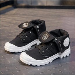 Military Style Shoes Australia - 2019 spring and autumn Women Boots Style Fashion High-top Military Ankle Shoes Casual Shoes