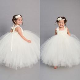 $enCountryForm.capitalKeyWord NZ - 2019 Modest Glitz Toddler Infant Pageant Dresses Tutu Skirt Cute Little Girls Princess Wedding Party Formal Dress
