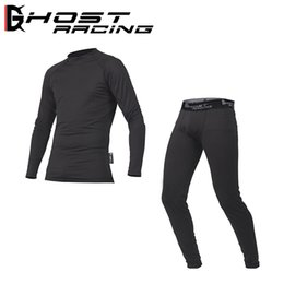 travel shirts UK - New cotton sweat breathable racing sets knight shirts outdoor travel protection motorcycle off-road pants cycling clothing windproof