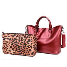 $enCountryForm.capitalKeyWord Australia - Designer- Genuine Leather Handbag Women Pearly Lustre Tote bag For Ladies handbags borse Female Large-capacity Shoulder bag with 4 colors