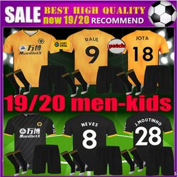 $enCountryForm.capitalKeyWord Australia - adult KIDS 2019 2020 Wolverhampton Wolves Soccer Jerseys Raul Jimenez Wanderers men 19 20 COSTA JOTA BOLY NEVES child Football Shirts kits