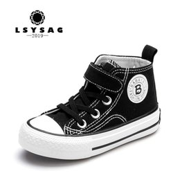 $enCountryForm.capitalKeyWord Canada - Lsysag High-top Kids Shoes Sneakers Casual Peace Footwear Board Flat Shoe Star Styles Children Girls Boys Fashionable Trainers Y19062001