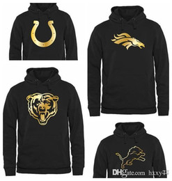 sports shoes ba5ef 9901f Black Gold Lion Hoodie Canada | Best Selling Black Gold Lion ...