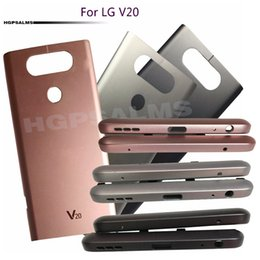 $enCountryForm.capitalKeyWord Australia - For LG V20 Top Bottom Cover Cap For LG V20 Bezel Front Middle Frame Housing For LG V20 back battery