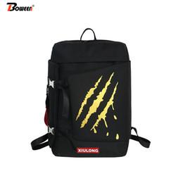 cool school bags for teenage boys girls 2019Hip hop street style high  schoolbag Large capacity bag school women men bookbag 51650db40fe80