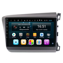 $enCountryForm.capitalKeyWord UK - Android 10.1inch 8-core for Honda civic 2012-2015 right driving Car GPS Multimedia Player Support you set any wallpaper Wifi Head Unit