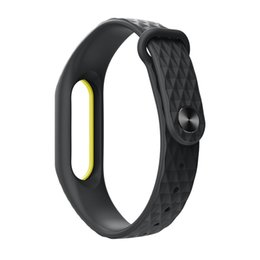 Chinese  HIPERDEAL Smart Accessories mi band 2 strap New Light Original Silicon Wrist Strap WristBand Bracelet Replacement For MI Band 2 manufacturers