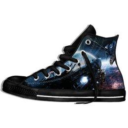 $enCountryForm.capitalKeyWord Australia - Large Spaceship Star 3D Printed Mens Womens Sneakers For Men Women 2019 Lightweight Shoes