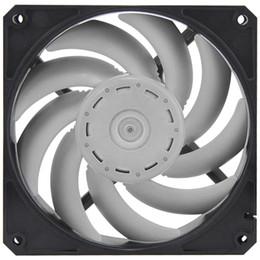 Case Cooling Fans Australia - Gentle Typhoon 12cm PWM Fans SICKLE 12cm Case Fan with Wire GT1850 GT2150 GT3000 4Pin Plug Cooling Fans