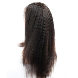 Full novels online shopping - Brazilian virgin wig with personality specially tailored for women novel style good quality good air permeability comfortable to w