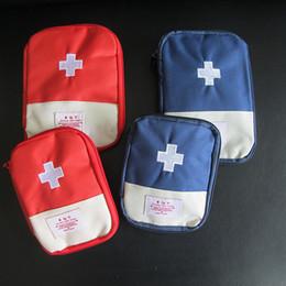 $enCountryForm.capitalKeyWord Australia - New Design First Aid kit Medicine bag Home Outdoor Travel Box Emergency Survival Pill Case Storeage Bags Wholesale Price