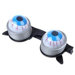 Funny Horror Prank Toys Australia - Halloween Funny Personality Scary Terror Horror Eyeball Dropping Glasses Personality Tricky Prank Joke Gags Toy Eyes Glasses