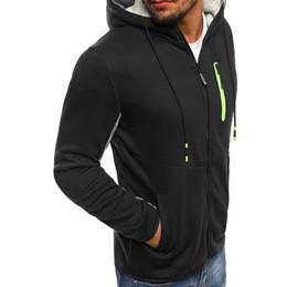 Shop Solid Color Zip Up Hoodies UK   Solid Color Zip Up Hoodies free