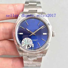 Mens swiss Mechanical watch online shopping - Men s Luxury Products Quality Classic Perpetual mm Stainless Steel Swiss CAL Movement Automatic Mens Watch Watches