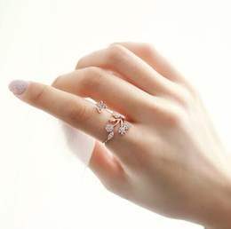 1f299bf23 Mixed toe rings online shopping - Butterfly Open Ring Midi Pinkie Finger  Toe Rings Women Gift