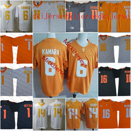 peyton jerseys UK - Tennessee Volunteers Jason Witten College Football Jersey Joshua Dobbs Peyton Manning Eric Berry Alvin Kamara Tennessee Volunteers Jersey