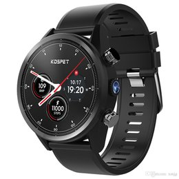 $enCountryForm.capitalKeyWord Australia - Smart Watch KOSPET Hope 3GB+32GB GPS GLONASS 4G Android IP67 Waterproof Watch Camera 8.0 MP Business Men IOS android phone watch