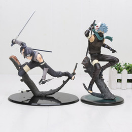$enCountryForm.capitalKeyWord Australia - 24CM Naruto Hatake Kakashi PVC Action Figure The Dark Kakashi Itachi Toy Naruto Anime Figures Action Figure Toys Anime Gifts Doll