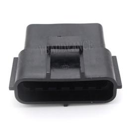 $enCountryForm.capitalKeyWord Australia - Black Amp Male 6 Pin Tyco Accelerator Pedal Connector Housing