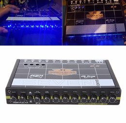 Free delivery High Quality 1 Set Car Audio 7 Band Equalizer Modified Car EQ Equalizer Class Fever Audio Car Tuner on Sale