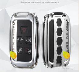 $enCountryForm.capitalKeyWord Australia - Land Rover Car Key Bag Diamond Alloy Designer Key Bag For Land Rover Series Car Key Bag Personality Gifts