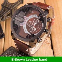 $enCountryForm.capitalKeyWord Australia - Watch Men Luxury Leather Analog Quartz Wristwatch Watches Men Sports Watch Dropshipping Clock Saat Relogio Masculino
