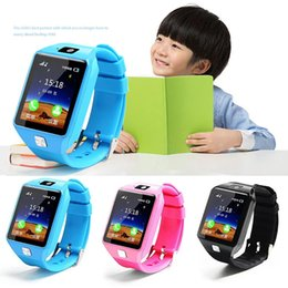 $enCountryForm.capitalKeyWord Australia - DZ09 Kid Smart Watch Camera Remote Control for Android Phone Electronics Three Colors Available Support card Bluetooth Waterproof GT08