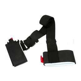 Großhandel Erwachsene Outdoor Ski Strap Doppel Board Skifahren Verband Nylon Material Umweltfreundlich Schwarz Portable Fabrik Direktverkauf 6 5dz C1