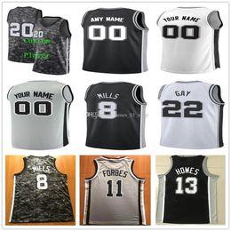 27c3be510 Custom Printed SanAntonioSpursJerseys Top Quality 2019 2020 New Mens White  Black Gray Camo Soccer Jersey cheap football shirts size S-XXL