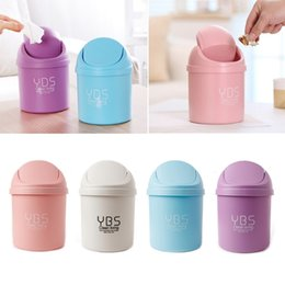 b8386e04f Desktop Bin Australia - Cute Mini Small Waste Bin Desktop Garbage Basket  Table Home Office Trash