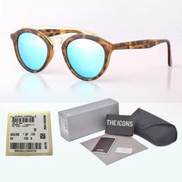 $enCountryForm.capitalKeyWord Australia - Top sunglasses Stylish vintage men women Brand design sport sun glasses oculos de sol eyewear gafas de sol hombre with cases and label