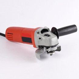 $enCountryForm.capitalKeyWord Australia - Freeshipping Handheld Electric Ngle Grinder 670W Grinding Machine For Metal Wood Red Green Optional