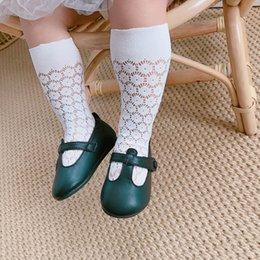 Best Wholesale Fashion Clothing Australia - New Spring Summer Children Socks lace Girls Socks cotton kids Best Socks Fashion sweet Kids Sock Baby Sock kids designer clothes A4792