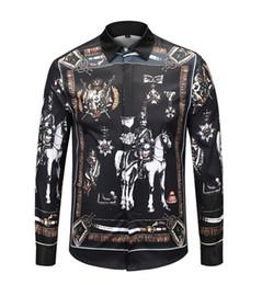 China Hot 2019 Coats windbreaker VE&#82SA&#67E Luxury Brand Designer Jacket Men Long Sleeve Bomber Jacket Fashion Snake Tiger Floral Print Jacket supplier luxury bomber jacket suppliers