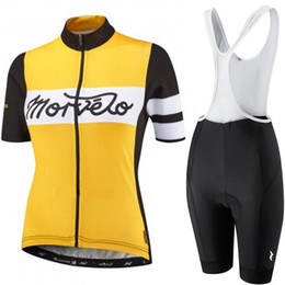 Pink cycling jersey for women online shopping - New Morvelo short sleeve Summer cycling jersey bib shorts kit for women Outdoor Quick Dry Cycling Clothing Ropa Ciclismo Sportswear