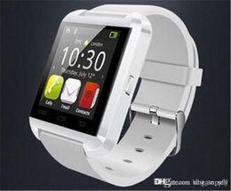 Smartwatch U8 Smart Watch Australia - Smartwatch U8 U Watch Smart Watch Wrist Watches for iPhone 4 4S 5 5S Samsung S4 S5 Note 2 Note 3 HTC Android Phone Smartpho OTH014 2016