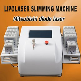 Discount weight loss machines for home use - lipolaser diode laser lipo slimming laser machine laser liposuction Machine fat burning machine weight loss for home use