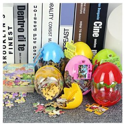 $enCountryForm.capitalKeyWord Australia - Dinosaur Egg Wood Jigsaw Puzzle Children New Arrival 60 Pieces Puzzles Kids Games Intelligence Development Logical Thinking 7mp O1