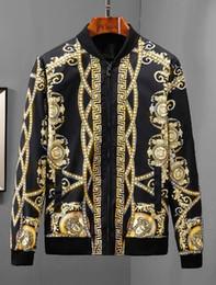 Venta al por mayor de Diseñador de moda de lujo para hombre chaqueta de motocicleta cuello de solapa Delgado ocasional de los hombres chaqueta de mezclilla camisa azul chaqueta de los hombres de la marca