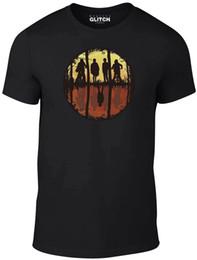 $enCountryForm.capitalKeyWord Australia - Men's Stranger Mirror T-Shirt - Inspired by TV Netflix Hawkins Shirts Homme Novelty T shirt Men