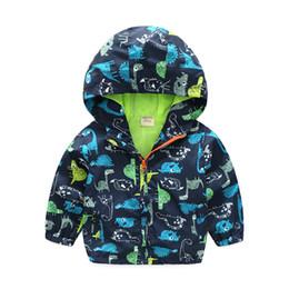 $enCountryForm.capitalKeyWord UK - New Fashion Spring Cartoon Windbreaker Kids Clothing Tops Boys Jacket Outdoor Sports Zipper Coat Children Outwear Hooded Blouse Baby Clothes