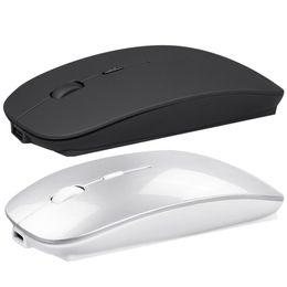 $enCountryForm.capitalKeyWord Australia - Rechargeable Wireless Ergonomic Mute Mouse Notebook PC USB Mouse Cordless Power-Saving Computer Laptop