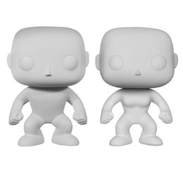 Toys For Males Females Australia - Funko POP Vegetarian MALE FEMALE Action Figure Collectible Model Toys DIY coloured toys for kids gift